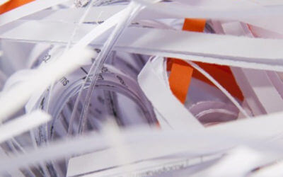 5 Types of Documents for Your Business Shredder