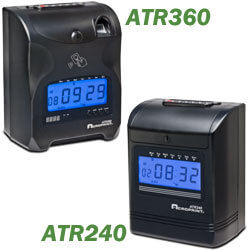 Central Arkansas Acroprint Attendance Clocks